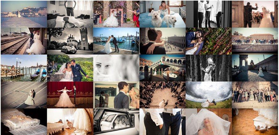 Foto di matrimoni realizzate nella provincia di Ancona