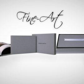 Wedding album fine-art