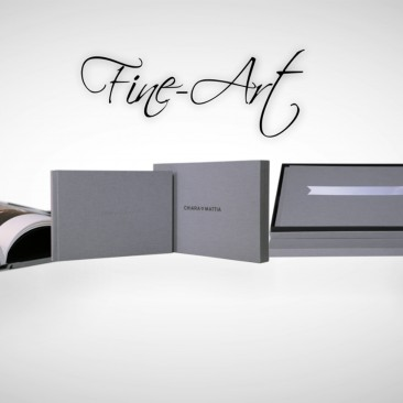 Wedding album fine-art