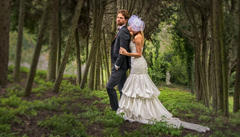 Slideshow wedding foto