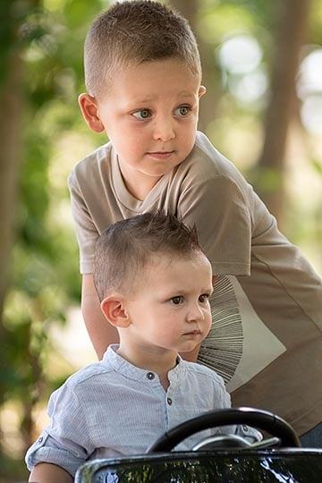 servizio fotografico bambini e teenager